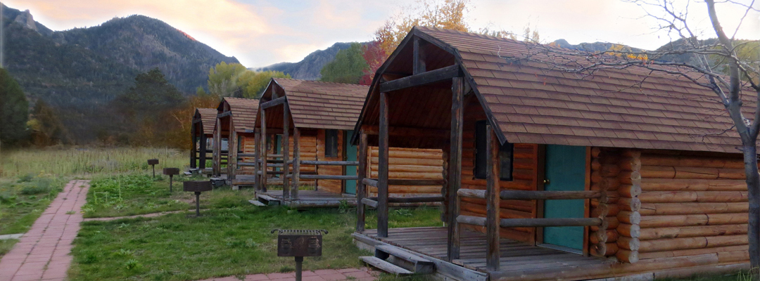 Cabin rentals utah for Cheap cabin rentals southern california