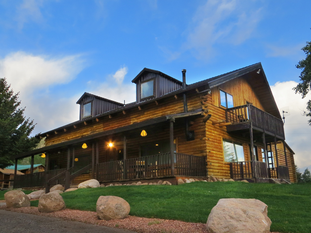 lava entrada utah in watch vacation falls cabins rentals beautiful george cabin at st